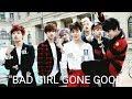 """{BTS FF} 16+ """"bad girl gone good"""" ep3"""
