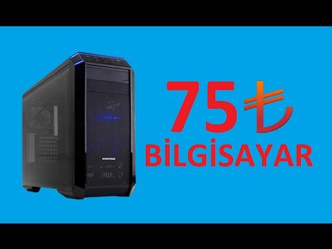 75 TL'ye Bilgisayar Toplama