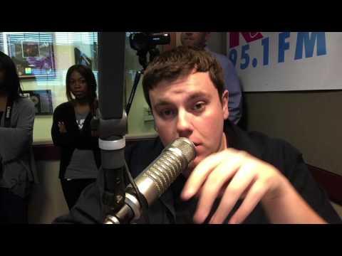 Andy Grammer KISS 95 1 Interview HD 1080p