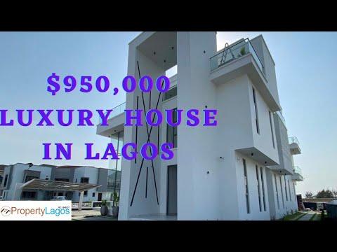$950,000 Luxury home in Lagos