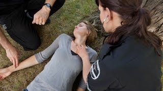 How to Help Someone Who Has Fainted | First Aid Training