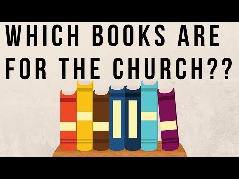 What books in the Bible are for the Church?   Dr. Ralph Yankee Arnold   BBN