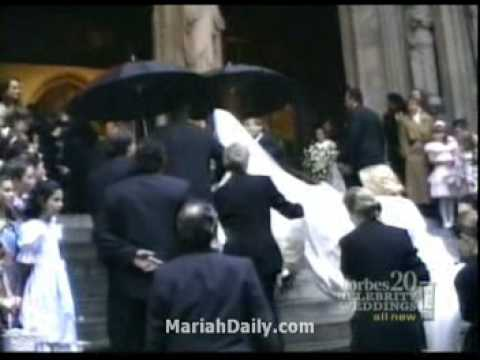 Mariah Carey - Forbes 20 Most Expensive Weddings