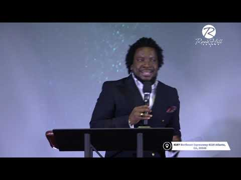 """CHEMISTRY OF BELIEVING"" by Dr Sonnie Badu (RockHill Church)"
