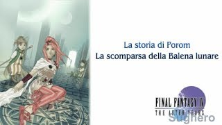 Final Fantasy IV: The After Years [PSP-ITA] 26 - La Storia di Porom