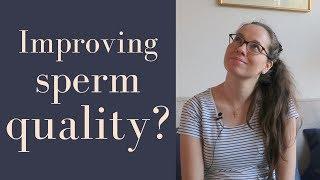 How to improve sperm quality | sperm motility & morphology