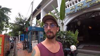 Siem Reap, Cambodia - First Impressions