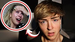 Jack Brinkman's reaction to their break up (his most vulnerable moments)