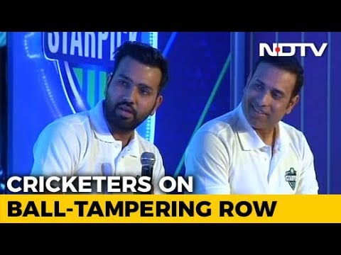 Indian Cricketers Open Up On BallTampering Scandal And IPL 2018
