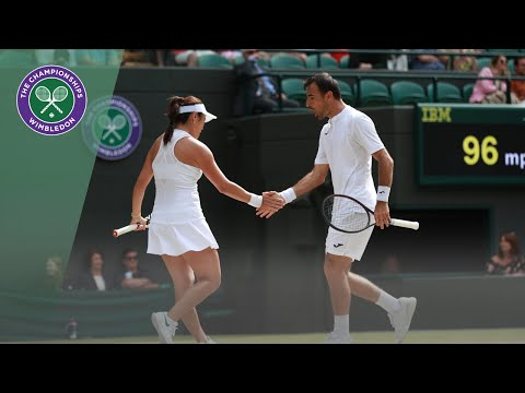 Match Point: Ivan Dodig/Latisha Chan Vs Robert Lindstedt/Jelena Ostapenko Wimbledon 2019 Final