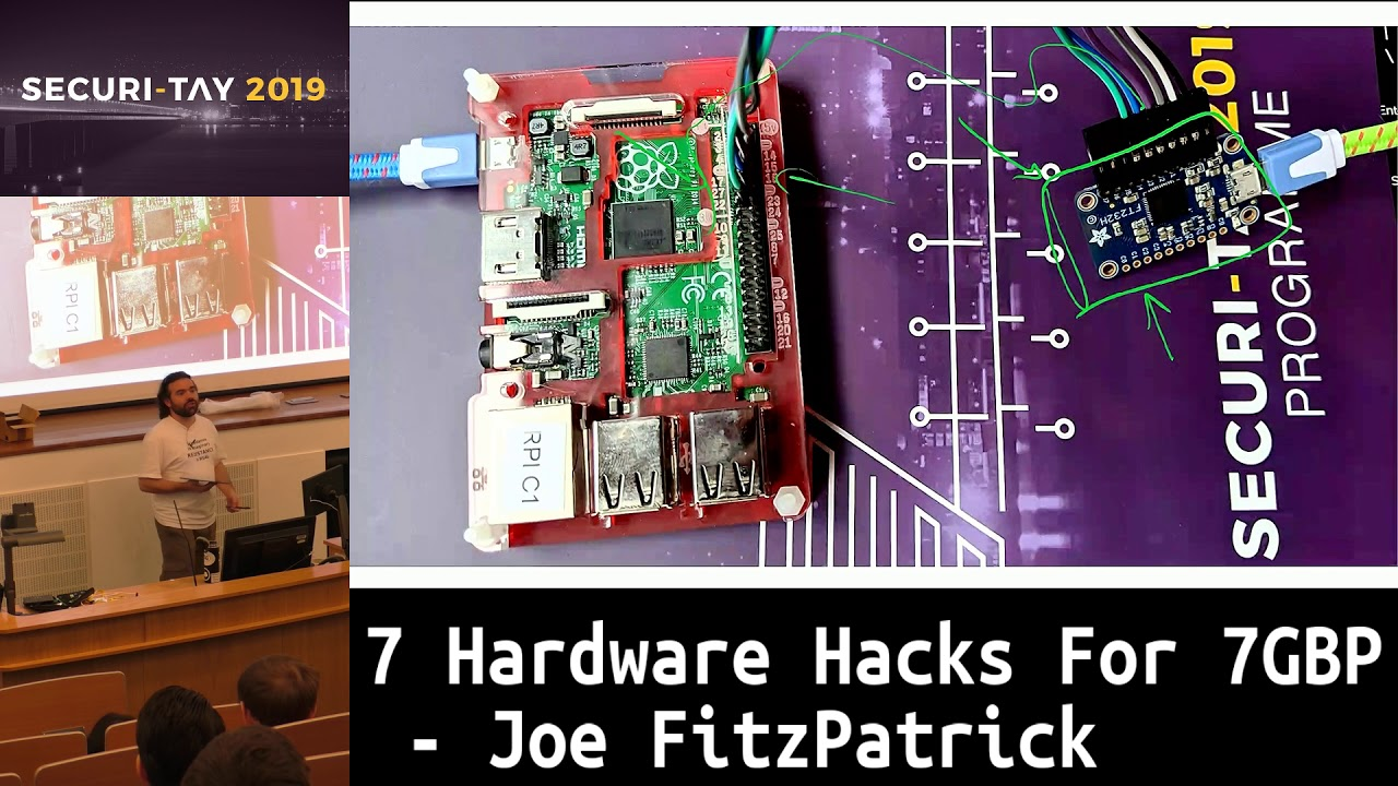 Project | AND!XOR DC27 Badge | Hackaday io