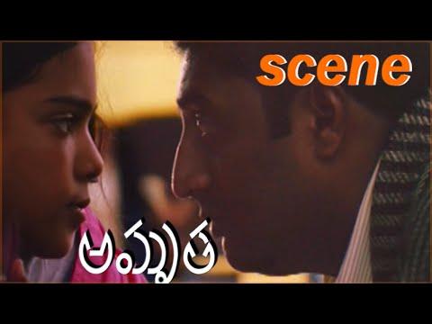 Amrutha Telugu Movie    Prakash Raj Giving Send Off To Madhavan Family    Madhavan, Simran Bagga