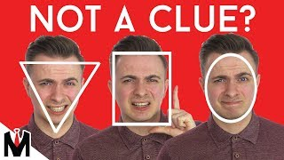 Don't Know Your FACE SHAPE? How To Find a HAIRSTYLE That Suits You | Men's Haircut Head Shape Tips