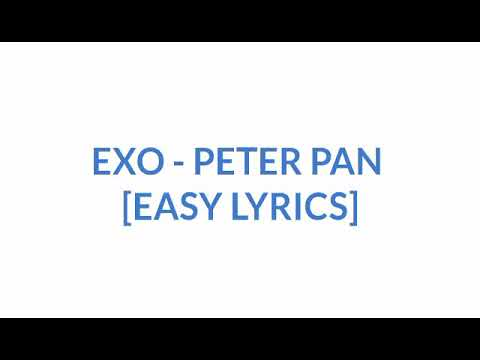 EXO - PETERPAN [EASY LYRICS]