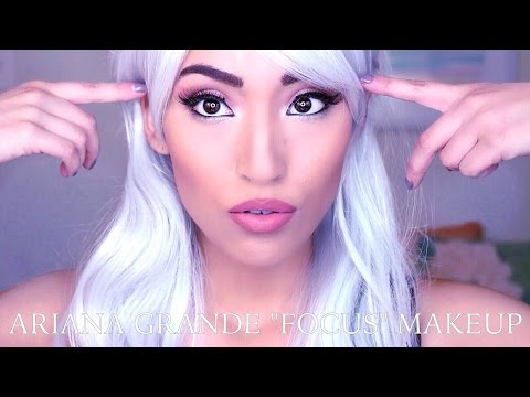 "Ariana Grande ""Focus"" Makeup Tutorial"