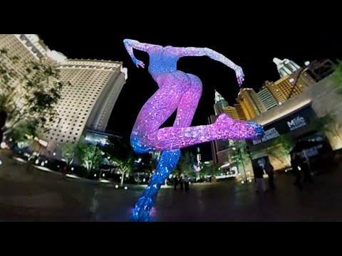 The Park Las Vegas Bliss Dance Sculpture 360 VR