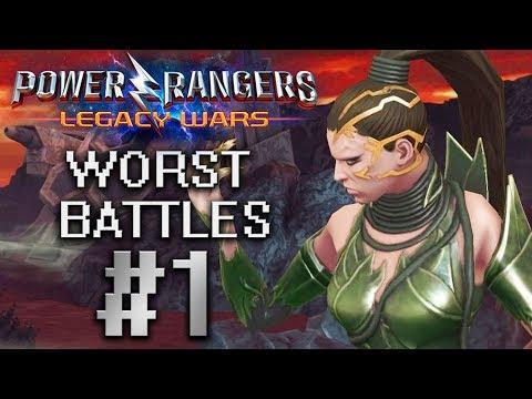 Power Rangers: Legacy Wars - Worst Battles! Rita Unlocked!