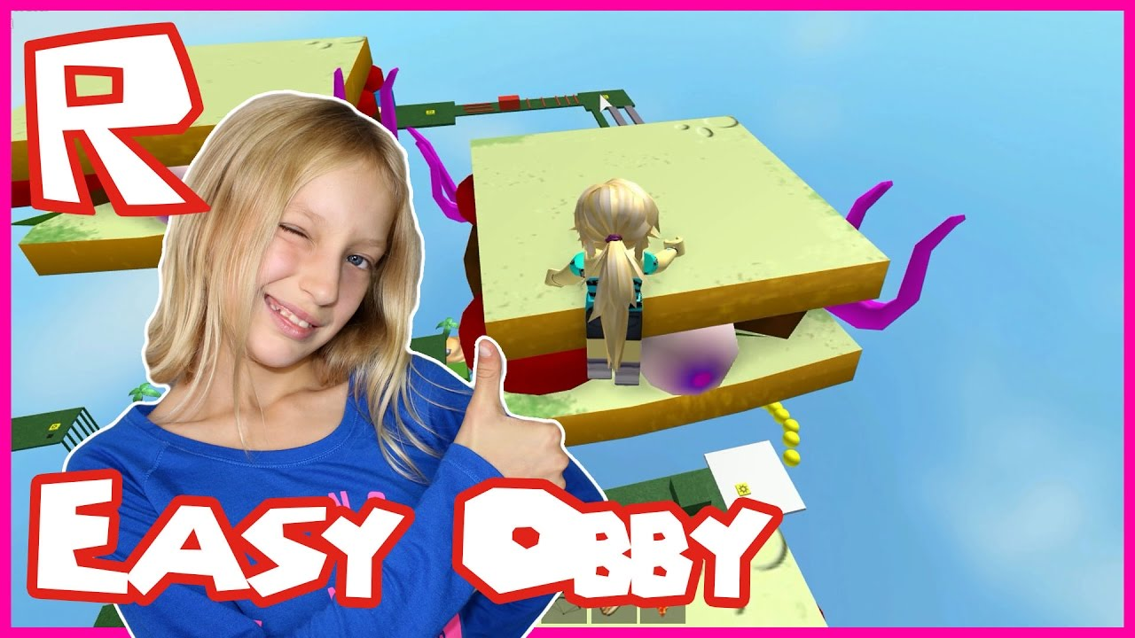 What An Easy Obby Roblox Youtube