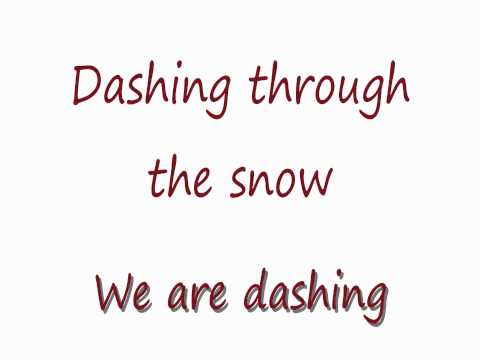 Jingle Bells - Michael Buble (Lyrics)