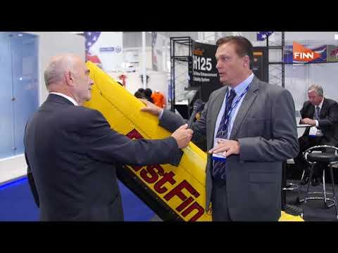 BLR aerospace talks helicopter tailfin innovation