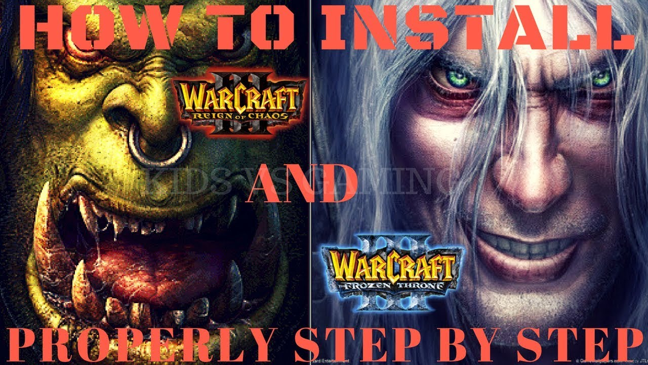 Warcraft 3: Reign of Chaos & The Frozen Throne скачать ...