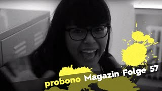 probono Magazin Folge 57: Alles das bleibt anders.