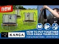 Kanga Trampoline Assembly Instructions 2018