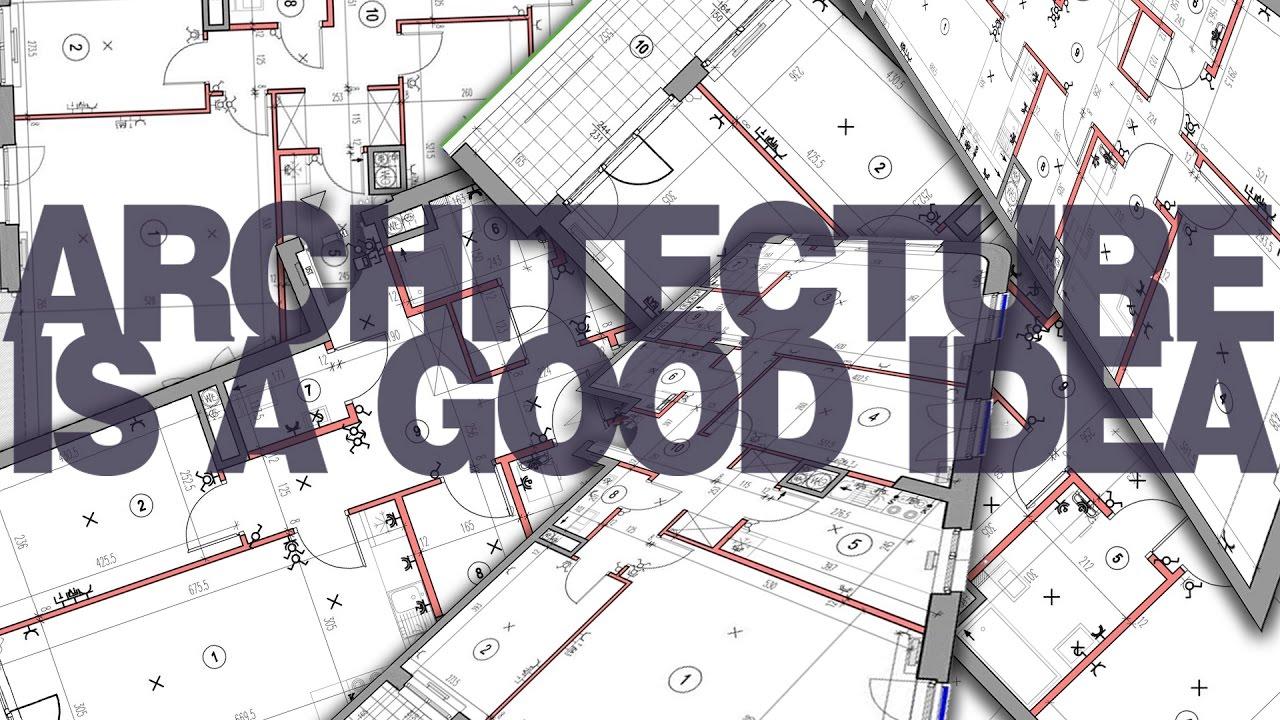 Jakie MUSI być mieszkanie? | Architecture is a good idea