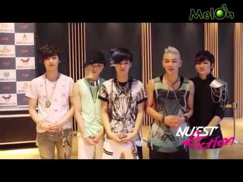 [Nuest-vn.com][18.07.12] NUEST Special Message On MelOn