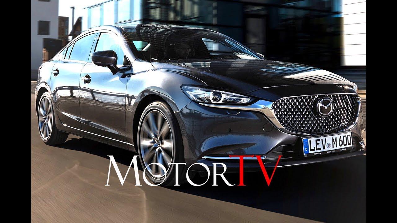 2018 Mazda 6 Sedan L Exterior Amp Interior Design L Beauty