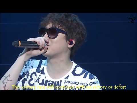 Lee Hong ki Tomorrow never knows Live Eng Sub (Bonus track)