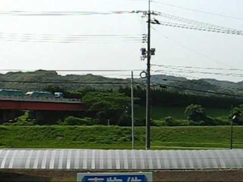 UBE Industries, Ltd., exclusive use road. 宇部興産㈱専用道路