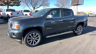 2020 GMC Canyon Ft. Collins, Brighton, Denver, Commerce City, Westminster, CO G200228