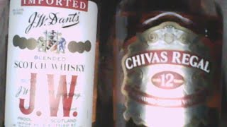 Chivas Regal vs. J.W. Dant's