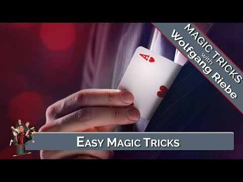 Thumbnail: Easy Magic Tricks for Everyone; How to Do