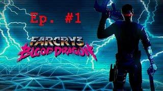 Far Cry 3: Blood Dragon - #1 gameplay ITA - PC Full HD