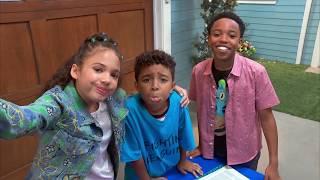 Новый детский сериал «Под одной крышей» на Nickelodeon