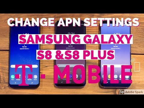 T-Mobile APN settings for Android - APN Settings USA