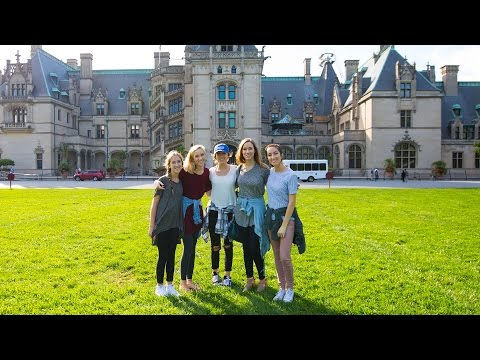 North Carolina Travel Vlog | Gardiner Sisters