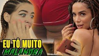 Baixar REACT/REAGINDO a VAI MALANDRA (Anitta feat. Mc Zaac, Tropkillaz e Yuri Martins)