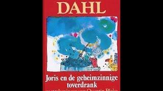 Joris en de geheimzinnige Toverdrank, van Roald Dahl