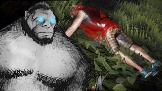 НАШЕЛ МЕРТВЫХ ТУРИСТОВ И ЛОГОВО БИГФУТА - Finding Bigfoot
