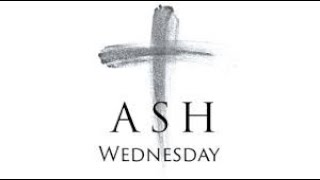 First Lutheran Church Kingsville: Ash Wednesday Service - February 17 2021