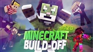 Minecraft Build Off #128 - BOTEN PARKOUR!
