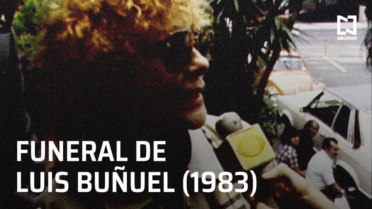 Funeral de Luis Buñuel (1983)