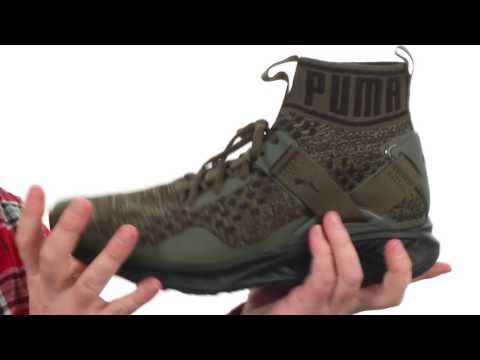 wholesale dealer 280b6 8426b PUMA Ignite evoKNIT SKU:8827680 - YouTube