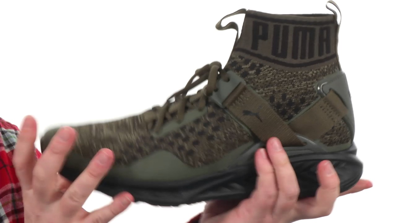 85cd355420837f PUMA Ignite evoKNIT SKU 8827680 - YouTube