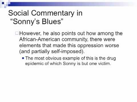 Sonny S Blues