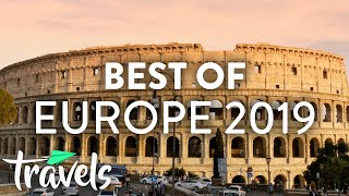 Europe's Top Tourist Attractions (2019) | MojoTravels