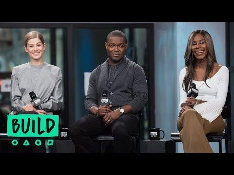 "David Oyelowo, Rosamund Pike And Amma Asante Discuss Their Film, ""A United Kingdom"""